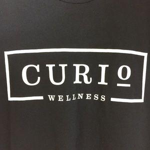 Shirts - Marijuana Merch Curio Wellness Cannabis T shirt M
